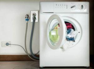 Установка стиральных машин в Санкт-Петербурге