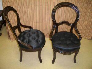 Реставрация стульев в Санкт-Петербурге