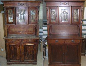 Реставрация мебели на дому в Санкт-Петербурге недорого
