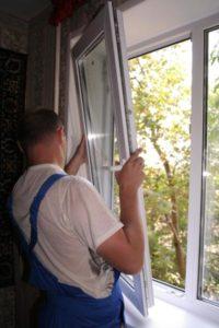 Замена створок пластиковых окон в Санкт-Петербурге